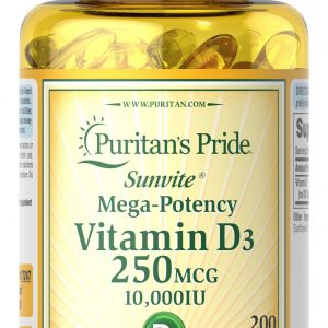 vitamin D3 мега доза